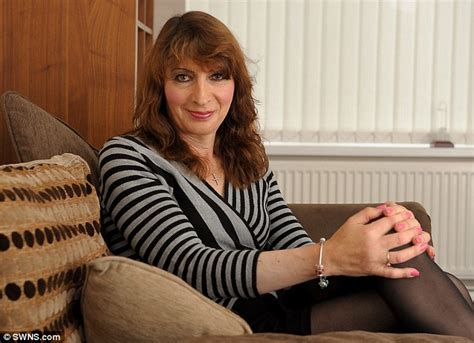 transgendered men living as women footie mad dad who once attempted diy sex change now
