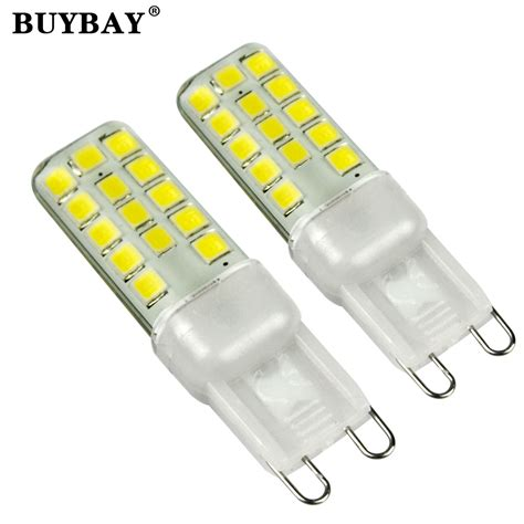 New Led Light Bulbs 2017 New Smd2835 G9 Led L 9w 220v Lada G9 Led Light