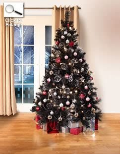 canadian spruce black christmas tree artificial
