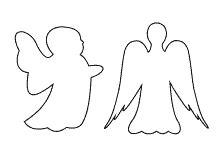Kostenlose Vorlage Engel Engel Ausmalbilder Ausdrucken Weihnachtsengel Und Schutzengel