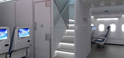How To Make Deck Stairs by Airbus Unveils A380plus An Enhanced Version Of The