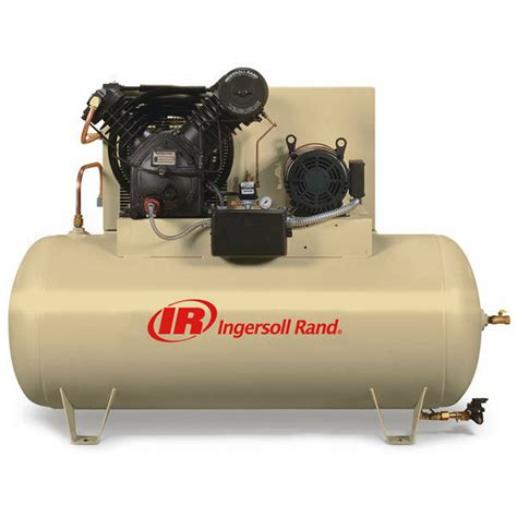 ingersoll rand 10 hp 120 gallon two stage air compressor value plus package ebay