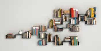 book wall shelves 20 creative bookshelves modern and modular