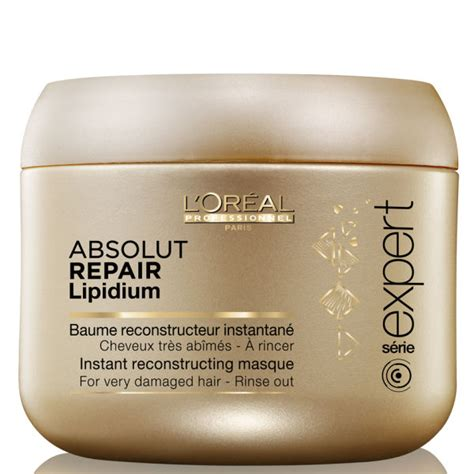 Loreal Expert Absolut Repair Hair Mask 200ml l oreal professionnel absolut repair lipidium masque 200ml free delivery