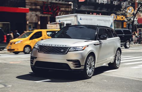 2018 new range rover 2018 range rover velar gets 300 hp 2 0l turbo the torque