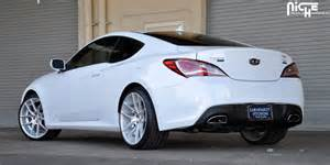 hyundai genesis coupe custom wheels niche targa m131