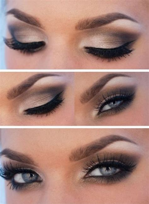 eyeliner tutorial for blue eyes 20 amazing makeup tutorials for blue eyes pretty designs