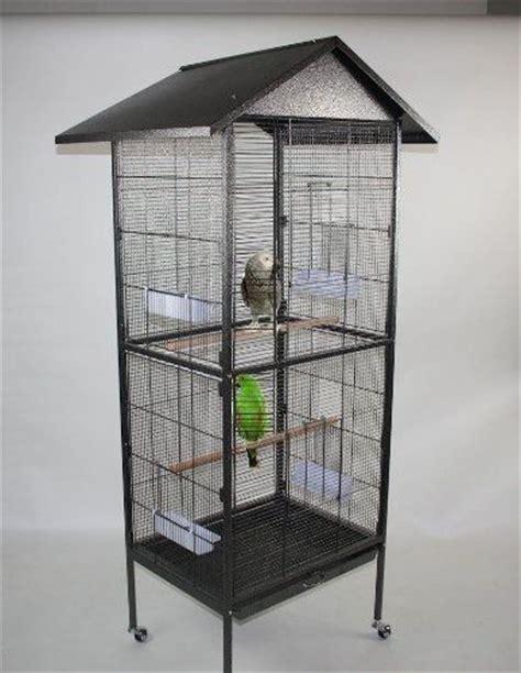 gabbie per pappagalli calopsite voliera per pappagalli uccelli h 168cm animalmarketonline