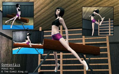 my sims 3 blog nov my sims 3 blog gymnastics poses by mrs faraday