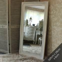 large white ornate mirror melody 174