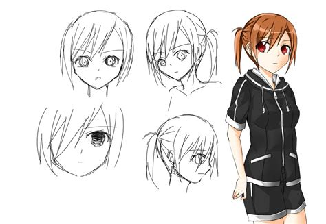 D Anime Character by Original Character Anime Www Pixshark Images