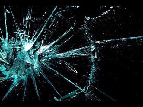 after effects efeito shatter ( vidro quebrando