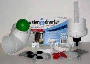 First Flush Diverter Plans Aquabarrel R Aquabarrel Rain Barrel Downspout Elbows