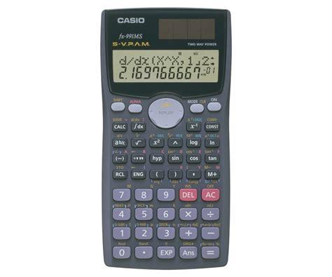 Kalkulator Calculator Scientific Casio Fx 350ms Ori Original Foto Asli fx 991ms standard models non programmable school lab calculators casio