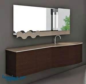 unique bathroom mirror bathroom design