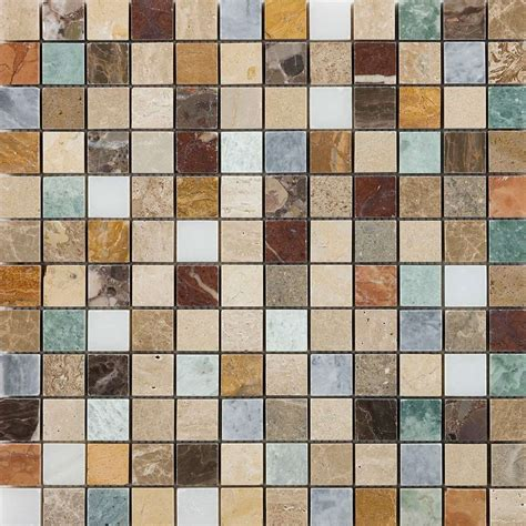1 Mosaic Floor Tile - harlequin mosaic floor wall tiles marshalls