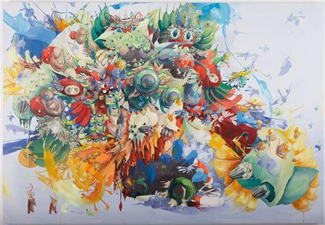painting now oh my heavens it s mi ju empty kingdom