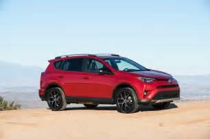 Se Toyota 2017 Toyota Rav4 Se Fwd Test Review