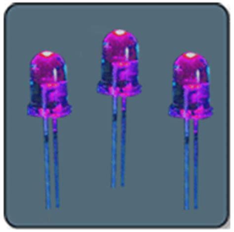 purple led 5mm lc led 500tp4d