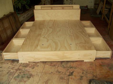 bases de madera para cama ideas de disenos ciboney net