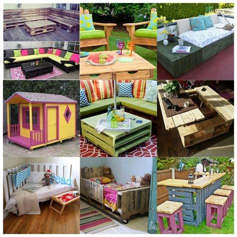 pallet furniture diy crafts directory of free projects 40 creative pallet furniture diy ideas and projects icreativeideas