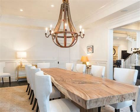 large dining room ideas best 25 large dining tables ideas on large