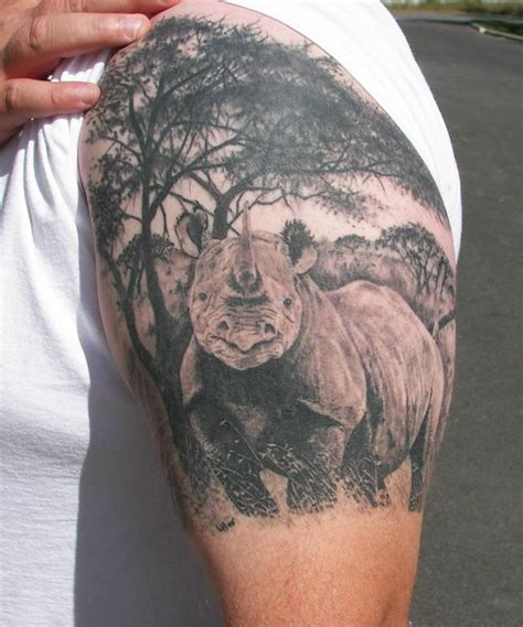 rhino pattern tattoo my world famous award winning rhino tattoo done at holy