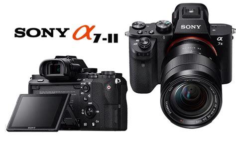 Sony 7 Ii sony alpha ii announced for december launch