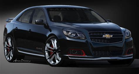 2012 chevy malibu ss 2013 chevrolet malibu ss concept photo 21 autos weblog