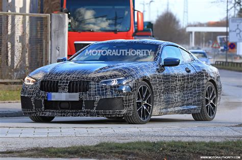 2020 BMW 8 Series spy shots and video