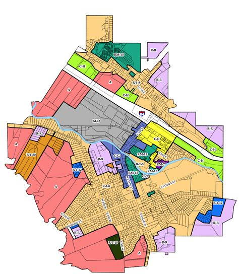 City Of Zoning Search City Of Riverside Zoning Map My