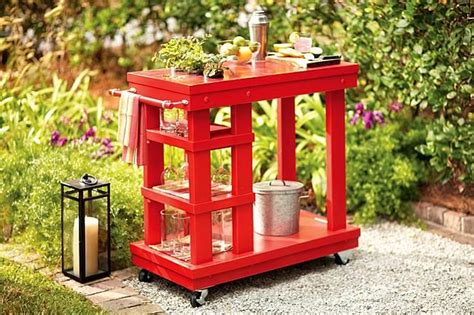 Portable Outdoor Kitchen Island 13 Pictures Diy Outdoor Portable Kitchen Islands Diy