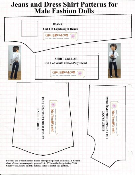 doll clothes pattern making software free printable sewing patterns for dolls of many shapes