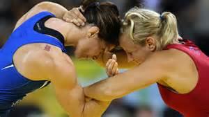 Women s freestyle wrestling image courtesy canadian olympic team