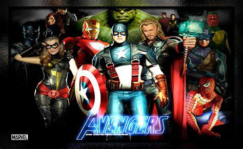 imagenes epicas de marvel fondo pantalla avengers