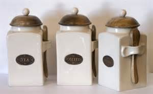 Country Kitchen Canister Sets country kitchen tea coffee and sugar canisters