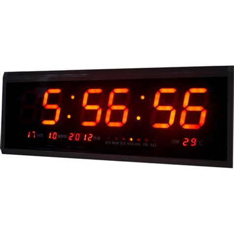led digital clock tl 4819