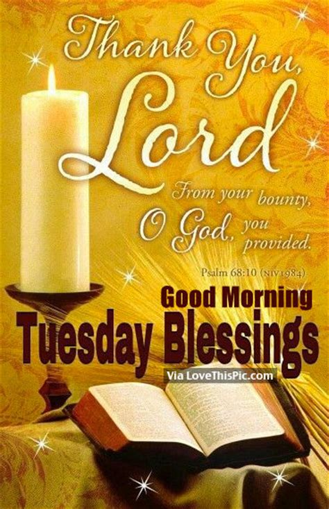 lord good morning tuesday blessings pictures   images  facebook tumblr