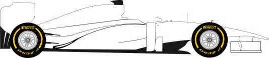 blank race car templates templates formula 1 racing car cake autos weblog