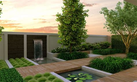 Contemporary Garden Design Ideas And Tips Contemporary Garden Design Ideas