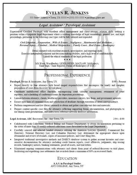 Sample Paralegal Resume – Paralegal Resume Sample & Writing Guide   Resume Genius