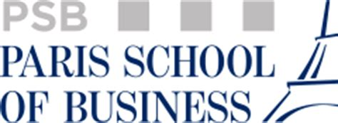 Notre Dame Mba Logo by Psb School Of Business Ex Esg Ms Ecole De Commerce