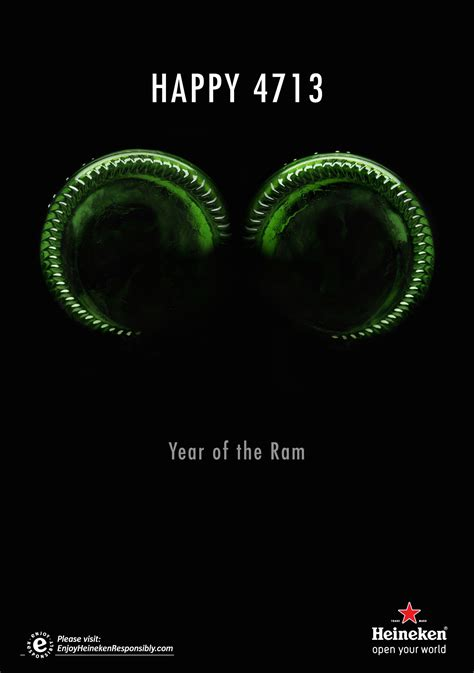 new year advertisement 2014 heineken print advert by rothco happy new year ads of