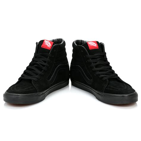 Vans Sk8 High Quality Casual Made In vans high tops black sk8 hi suede trainers laceup sport shoes casual vd5ibka ebay