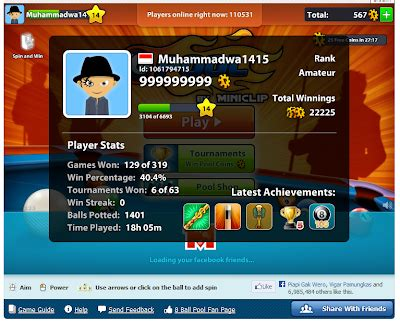 Meja Billiard Koin coins koin miniclip 8 pool di ngawas media