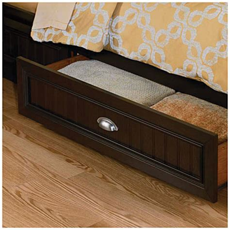 ameriwood storage bed ameriwood mates russet cherry storage bed big