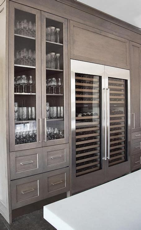 Wine Cooler For Kitchen Cabinets Best 25 Wine Fridge Ideas On Wine Storage Wine Coolers And Built In Beverage Cooler