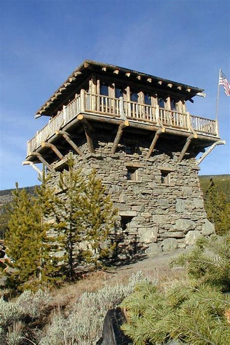 fire tower house 1000 images about fire lookout tower on pinterest