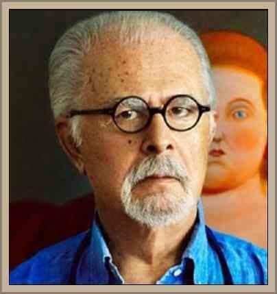 biografia fernando botero biografia de botero fernando artista colombiano obra