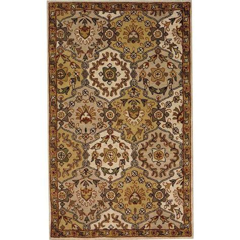 area rugs home decorators home decorators collection grandeur beige 2 ft x 3 ft